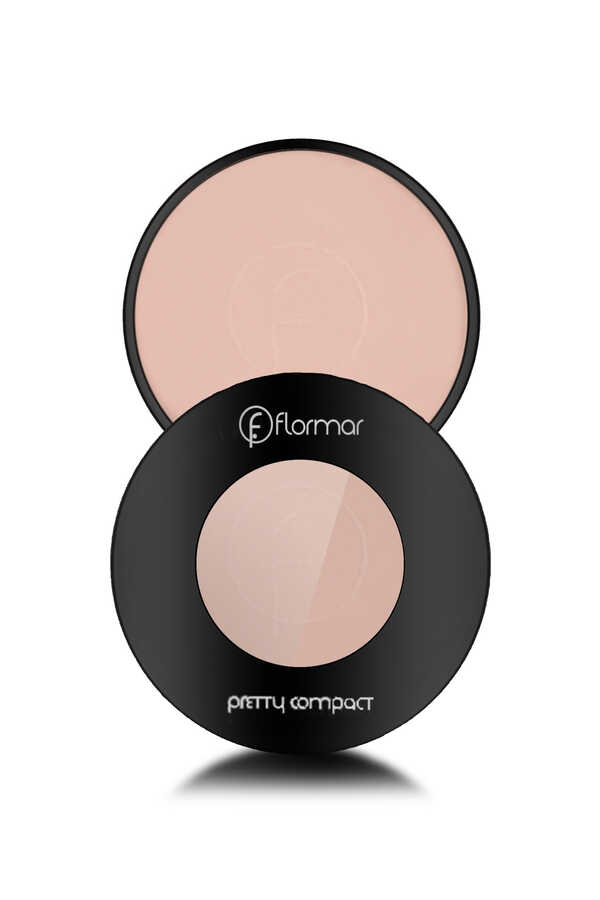 Flormar Mat Touch Compact Pudra 2