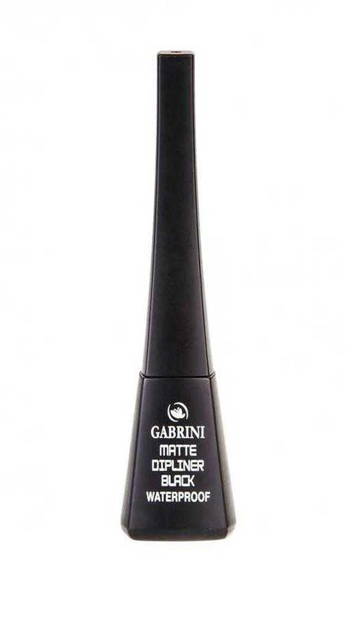 Gabrini Matte Waterproof Black Dipliner