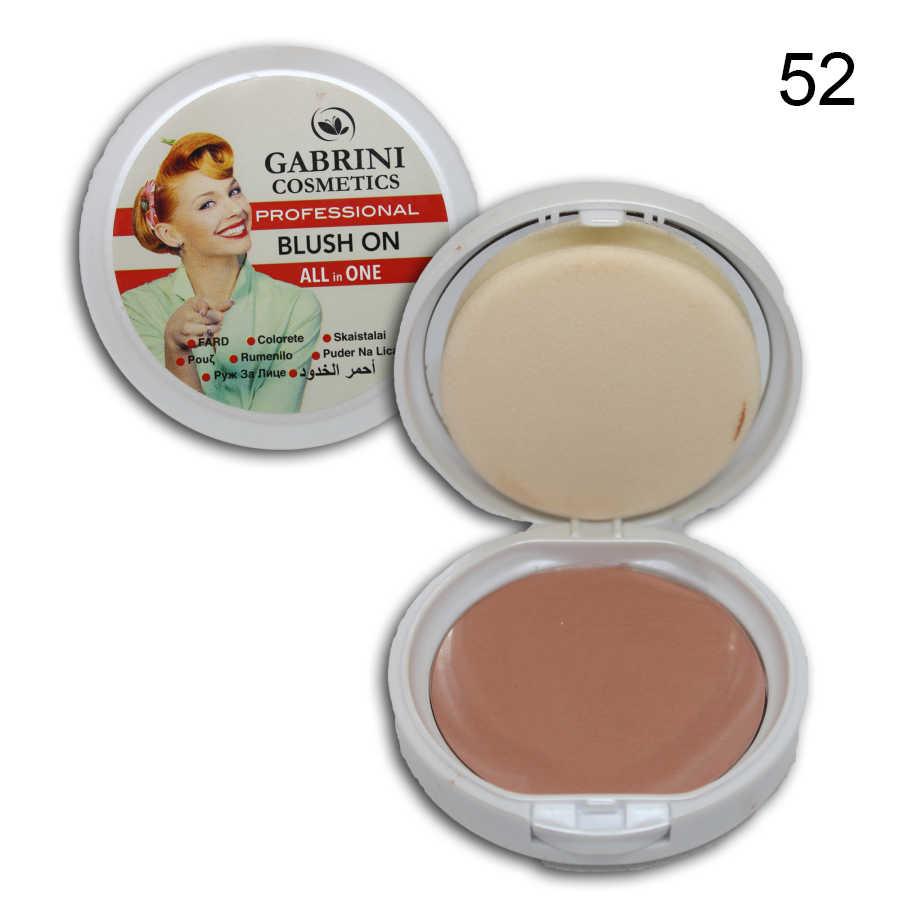 Gabrini Professional Blush On Allık 52