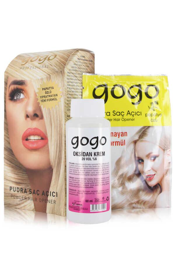 Gogo Pudra Saç Açıcı 30 gr