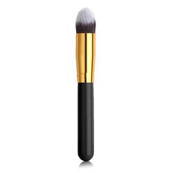 İzla 10 lu Makyaj Fırça Seti Siyah Renk - Thumbnail