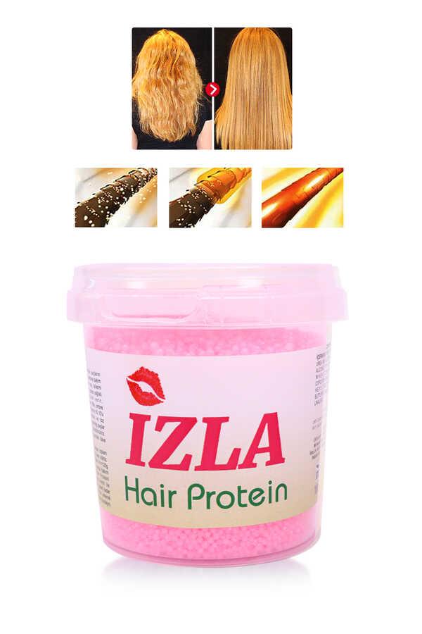 İzla Saç Proteini Pembe 100 Gr