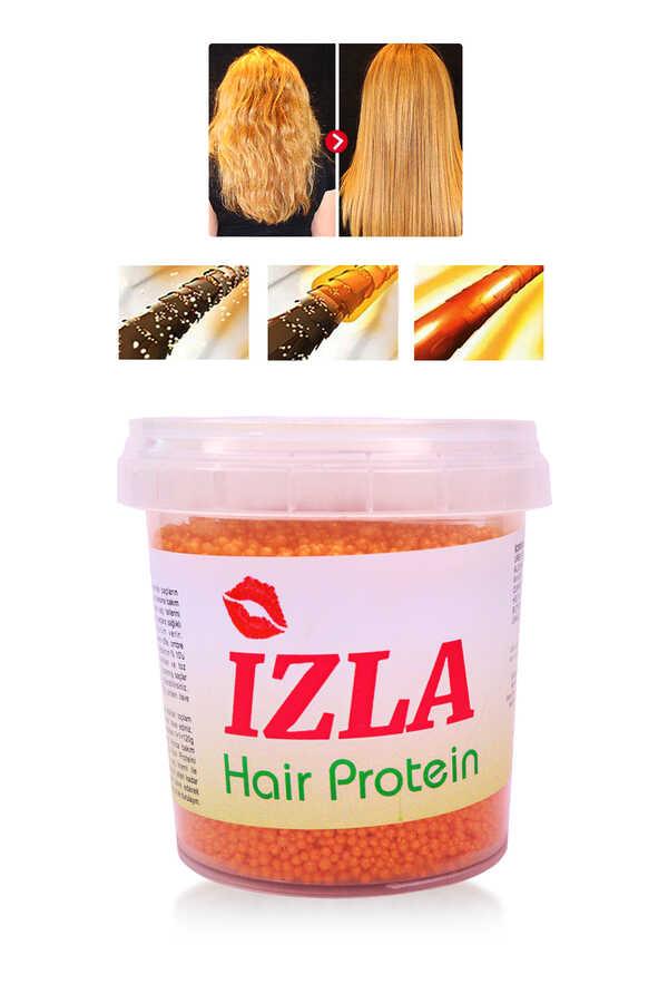 İzla Saç Proteini Turuncu 100 Gr