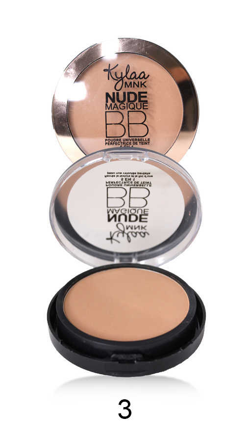 Mnk BB Nude Pudra 12 gr