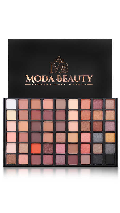 Moda Beauty 54 Lü Far Paleti