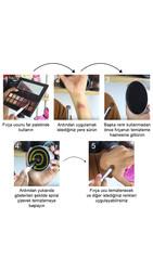 MT Color Cleaner Fırça Temizleme Sünger + Özel Haznesi Bir arada - Thumbnail