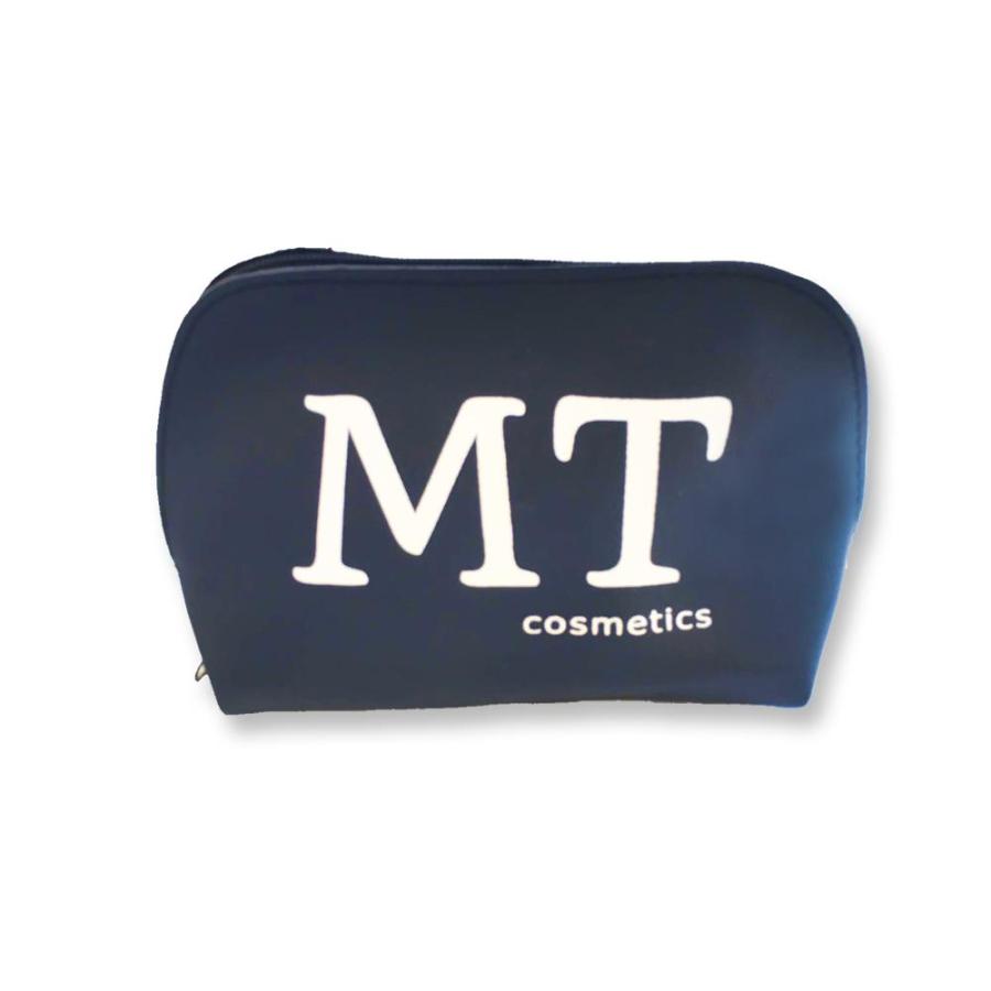 MT Deri Makyaj Çantası Lacivert