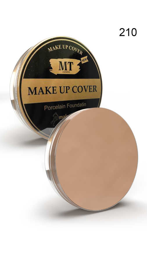 MT Make Up Cover Porselen Fondöten Kapatıcı 90Ml