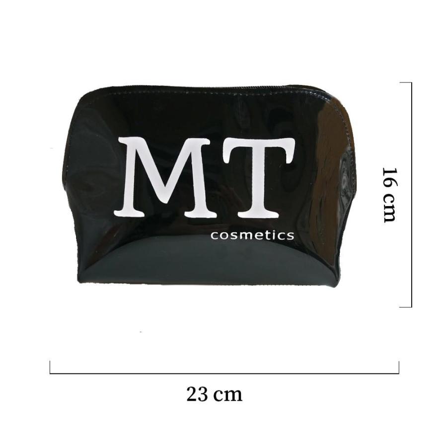 MT Şeffaf Siyah Çanta