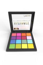 MT Ultimate 16 lı Renkli Far Paleti No : 02 - Thumbnail