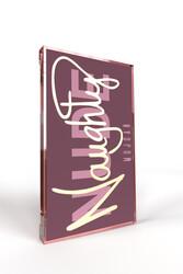 Müjgan Nude Naughty 18 li Aynalı Far Paleti - Thumbnail