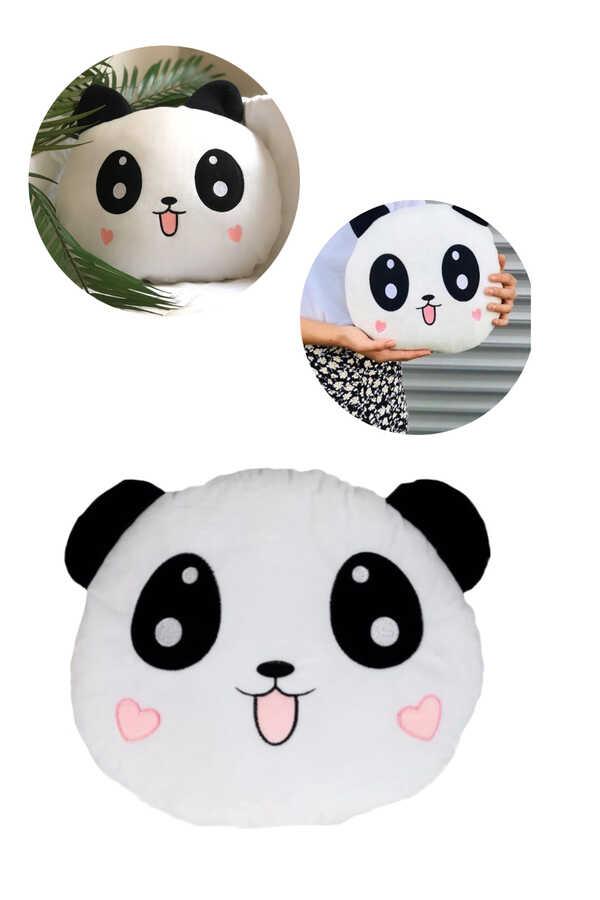 Müjgan Sevimli Panda Peluş Yastık