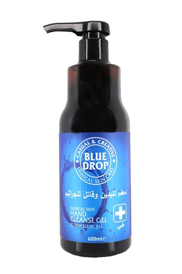 Ostwint Blue Drop El Temizleme Jeli 600 mL