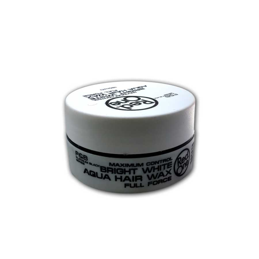 RedOne Aqua Hair Wax 150 ML White