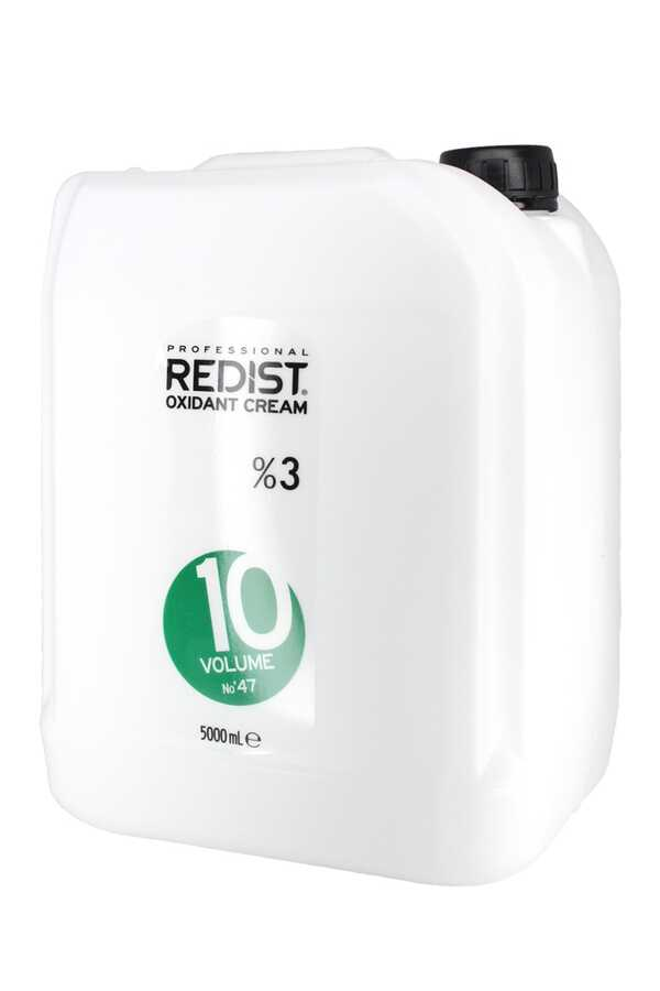 Redist 10 Volume Oksidan Krem 5000 mL 169 FL.OZ.