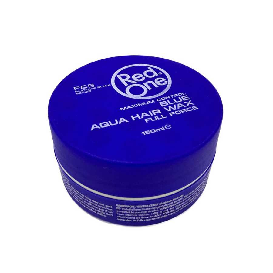 RedOne Aqua Hair Wax 150 ML Blue