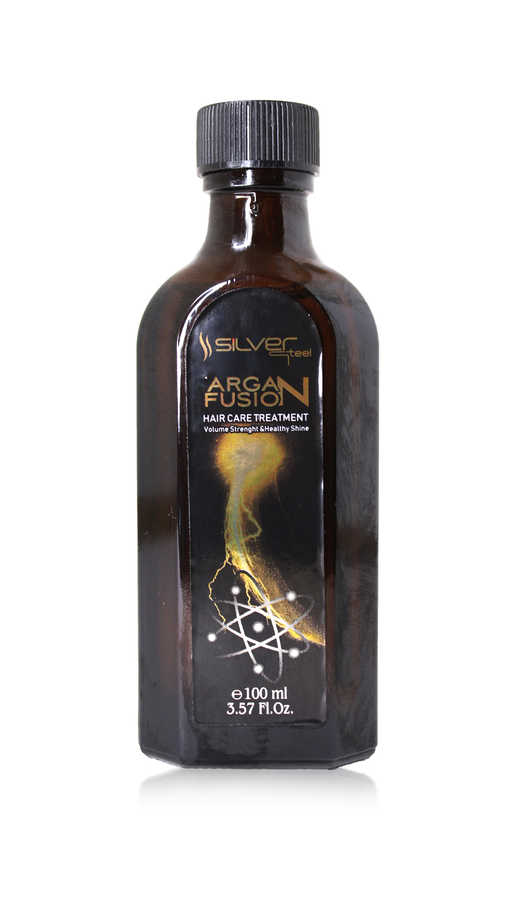Silver Steel Argan Yağı 100 Ml